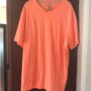Bright V Neck T-shirt